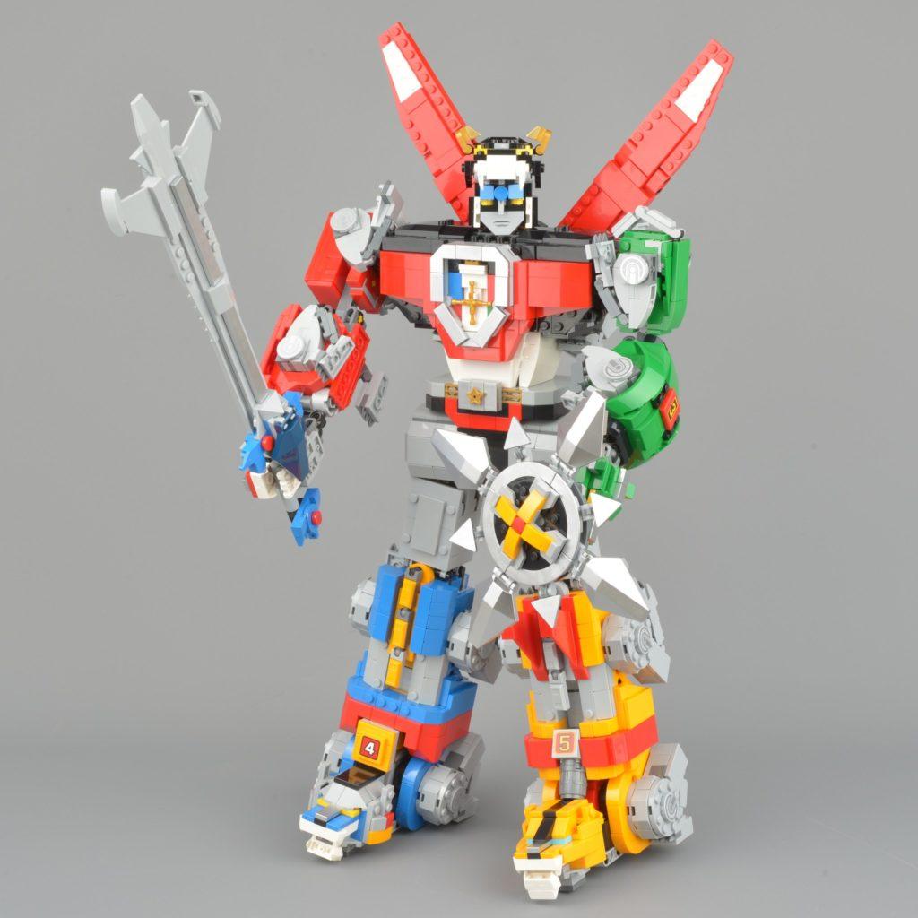 Voltron-toy
