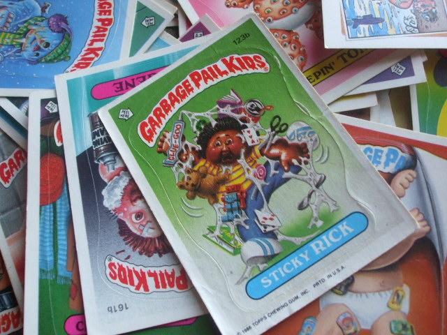 Garbage-Pail-Kids-Trading-Cards