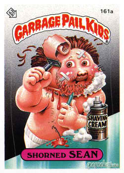 Shorned Sean GPK Card